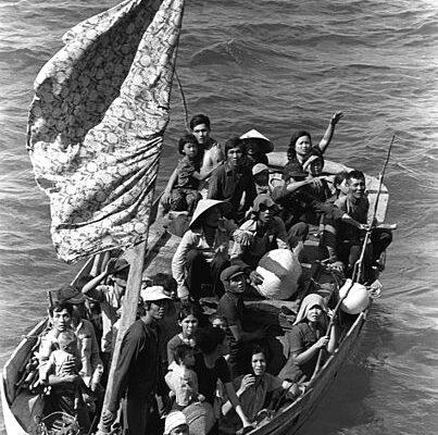Seenotrettung für Flüchtende war schon vor 40 Jahren aktuell – und umstritten